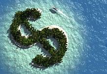 """Az offshore """"édenkert""""."""