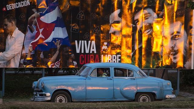 A kétarcú Kuba