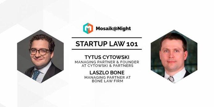 startup-law-101-mosaik-at-night
