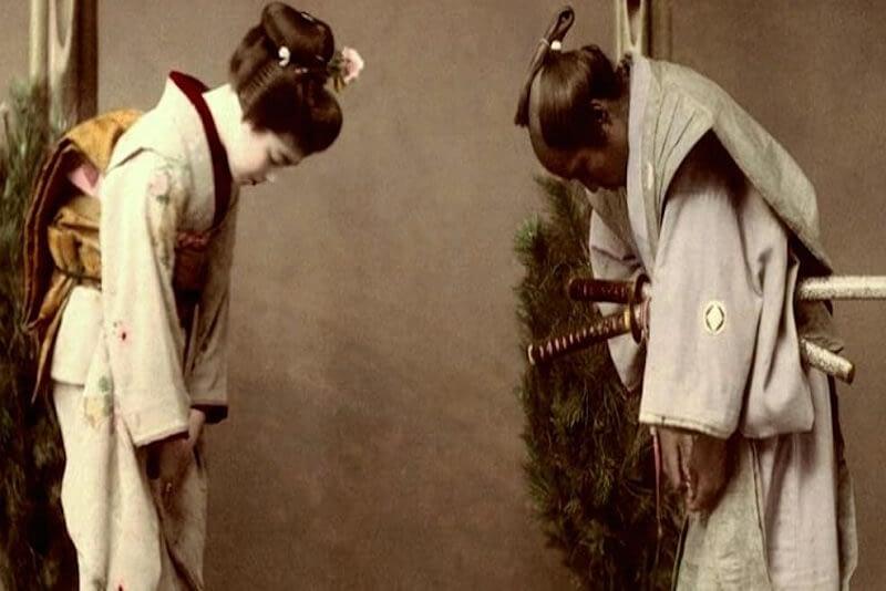 A tisztelet az ősidőktől fogva fontos eleme a japán kultúrának